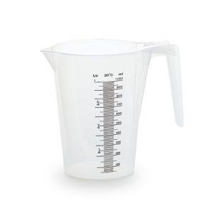 Les verres doseur 1 litre