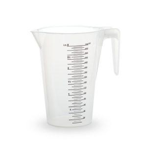 Les verres doseur 3 litre