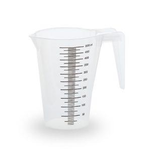 Les verres doseur 0,5 litre